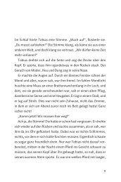 """9 Im Schlaf hörte Tobias eine Stimme. """"Wach auf ... - Volker Wortmann"""