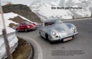 Ein Hoch auf Porsche