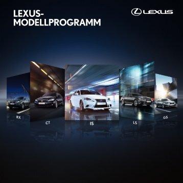mit dem überlegenen Lexus Hybrid Drive, auch als dynamische