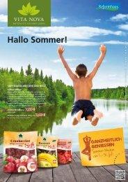 Hallo Sommer! - Vita Nova