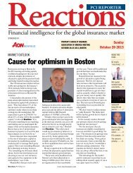 Cause for optimism in Boston - Reactions