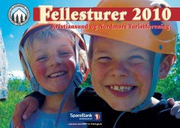 Fellesturprogrammet for 2010 - Kristiansund og Nordmøre ...