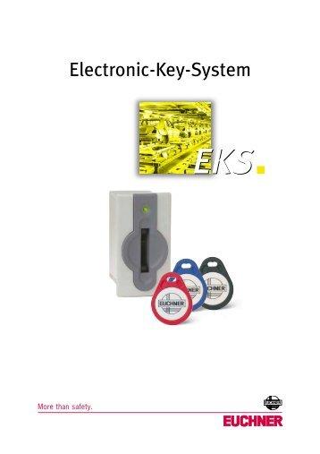Euchner Electronic Key System EKS