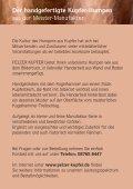Pelzer Kupfer Meister Manufaktur - Spenglerei Pelzer - Seite 3