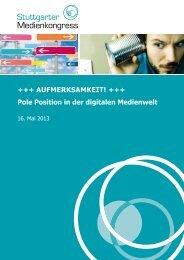 Das Programmheft als PDF zum Download. - Stuttgarter ...
