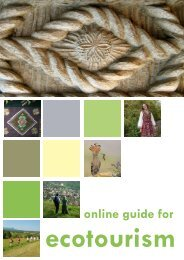 online guide for - Association of Ecotourism in Romania