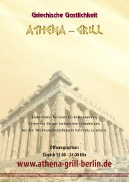 Gyros - Athena-Grill