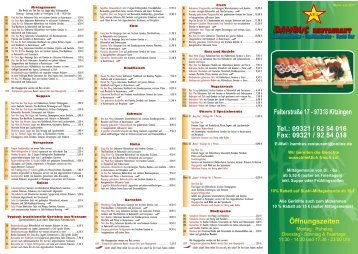 Download - Bambus Restaurant