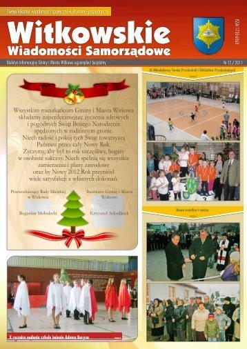 WWS 12-2011 - Witkowo