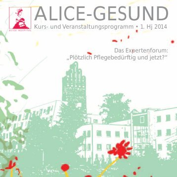 ALICE-GESUND - Alice-Hospital