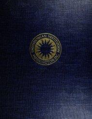 0 - Smithsonian Digital Repository - Smithsonian Institution