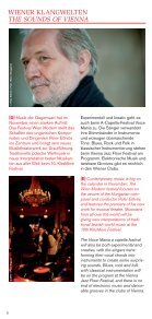 Programm November 2013 - Vienna - Page 6