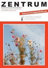 Juli - September 2013 - silvanusgemeinde.de