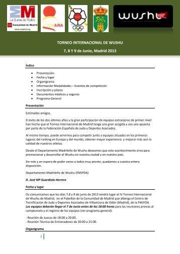 Documentación - Real Federación Española de Judo y Deportes ...
