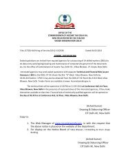 Drawing & Disbursing Officer CIT Delhi-XII, New Delhi Copy to: 1 ...