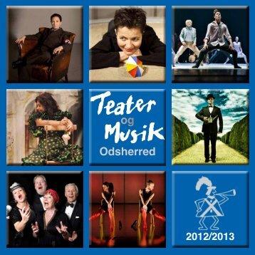Download vores program - Teater og Musik Odsherred