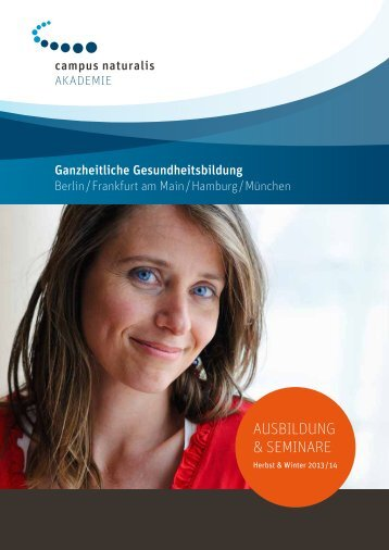 Download Studienprogramm campus naturalis