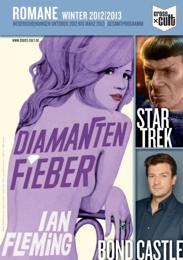 ROMANE WiNtER 2012|2013 - Star Trek Romane