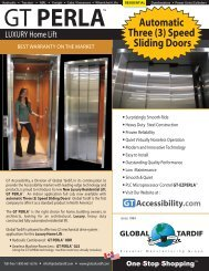 Automatic Three (3) Speed Sliding Doors - Indiana Residential ...