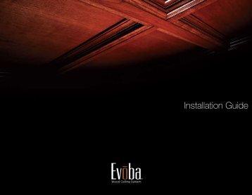 Installation Guide - Evoba Ideas