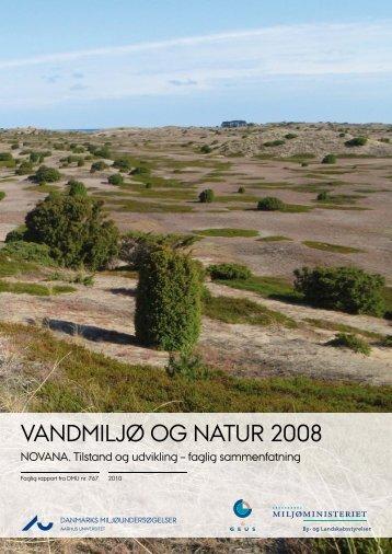 Vandmiljø og Natur 2008