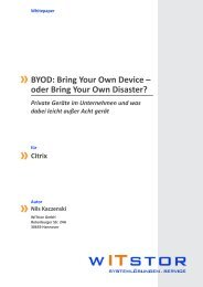 BYOD: Bring Your Own Device - Citrix Online