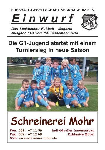 Ausgabe 163 - FG Seckbach 02
