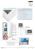 vidEO dOOr EnTry And hOmE vidEO sUrvEiLLAnCE ... - Legrand - Page 5