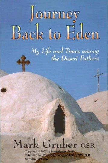 Journey Back to Eden.pdf - St Mark Coptic Orthodox Church Chicago