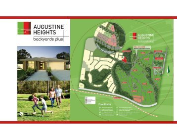 Why Invest in Augustine Heights - Property Focus