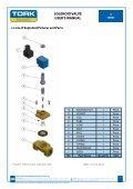 solenoıd valve user's manual - Sms-Tork - Page 7