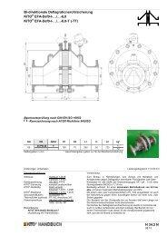 H 34.2 N Bi-direktionale Deflagrationsrohrsicherung ... - HENNLICH