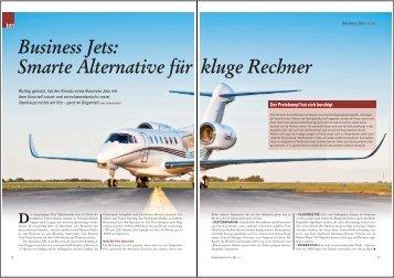 Business Jets - Business Traveltip
