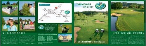 Zur Golf-Broschüre