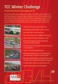 Info-Flyer - TCC Winter Challenge - Seite 2
