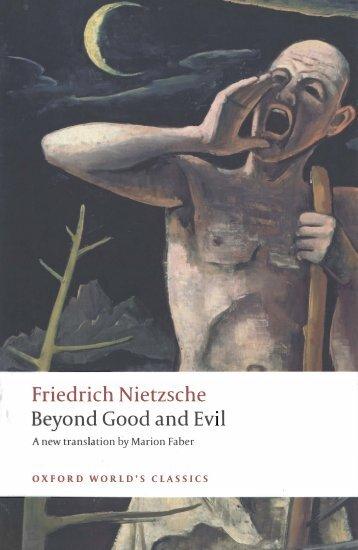Friedrich Nietzsche Beyond Good and Evil - ZineLibrary.info