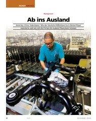 FocusMoney - Ab ins Ausland - SDL Süddeutsche Leasing AG