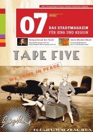 07 : das Stadtmagazin für Jena und Region