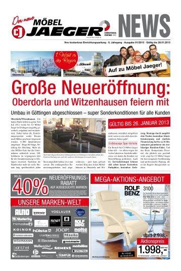 Möbel Jäger Göttingen 7 free magazines from moebel jaeger de