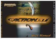User Manual Action GT - click here to download - Paramania