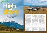 Caravans, Motorhomes & Destinations - April 2013 - NZ Adventures