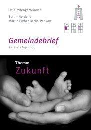 Gemeindebrief Sommer 2013_L2.indd - Luther Nordend