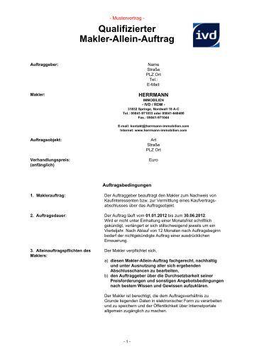 Erfreut Immobilienmakler Lebenslauf Vorlage 1 Zeitgenössisch ...