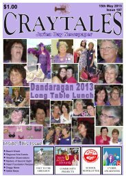 1.00 15th May 2013 Issue 197 - the Jurien Bay CRC