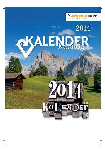 2014 Katalog - Thiem-Kalender