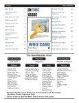 Autumn 2009 - Geek Gazette - Page 2