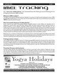 Autumn 2009 - Geek Gazette - Page 7