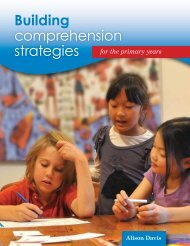 Chapter 1: Effective reading comprehension practices (PDF)