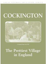Education Leaflet: Cockington - Torbay Council