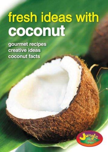 coconut - Jungle Produce